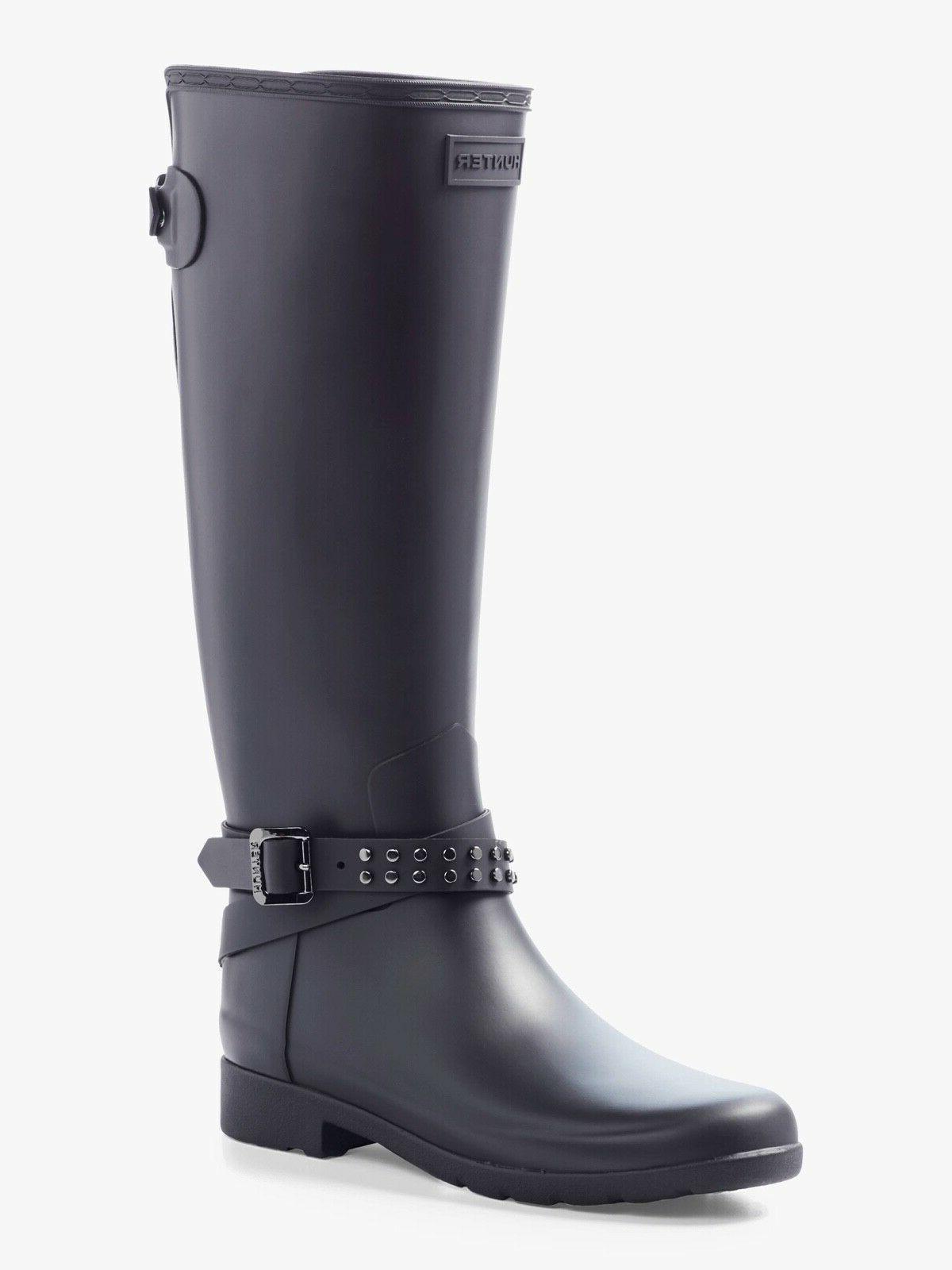 Hunter Women's Refined Tall Rain Boots