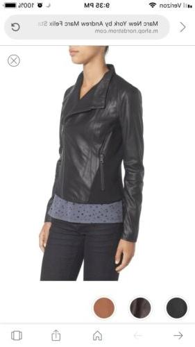 Marc Andrew Marc Womens Leather $480