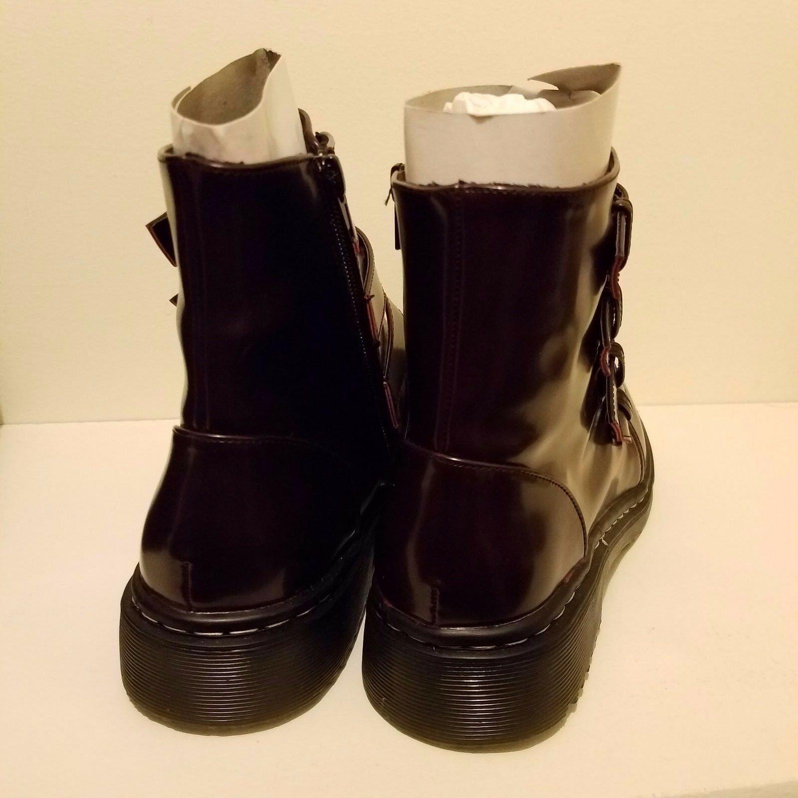 Boohoo Molly Multi Buckle Boot