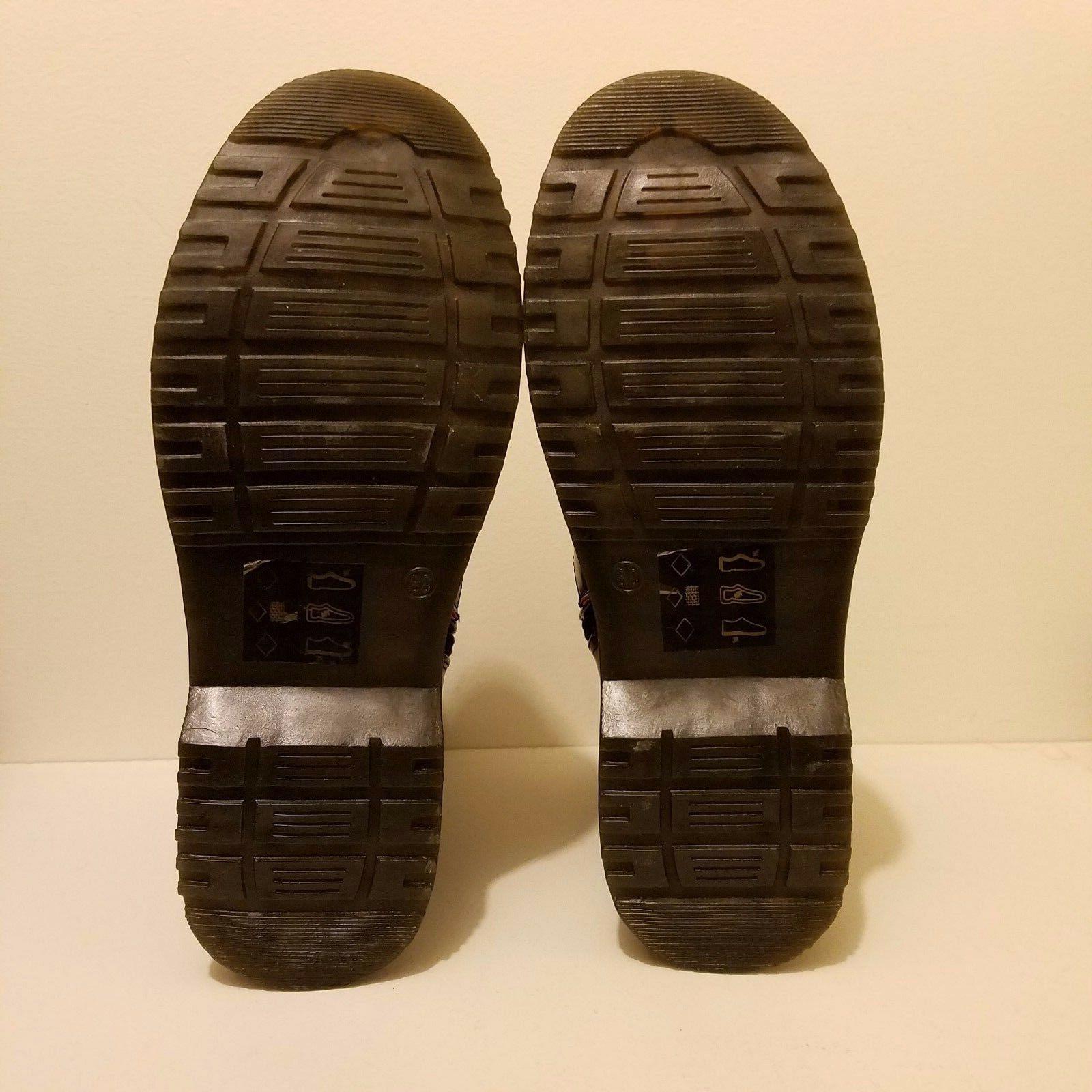 Boohoo Boots Molly Buckle