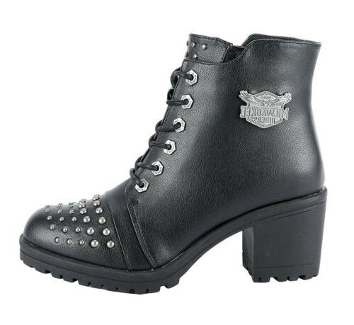 WOMENS MOTORCYCLE BOOTS RIDERS