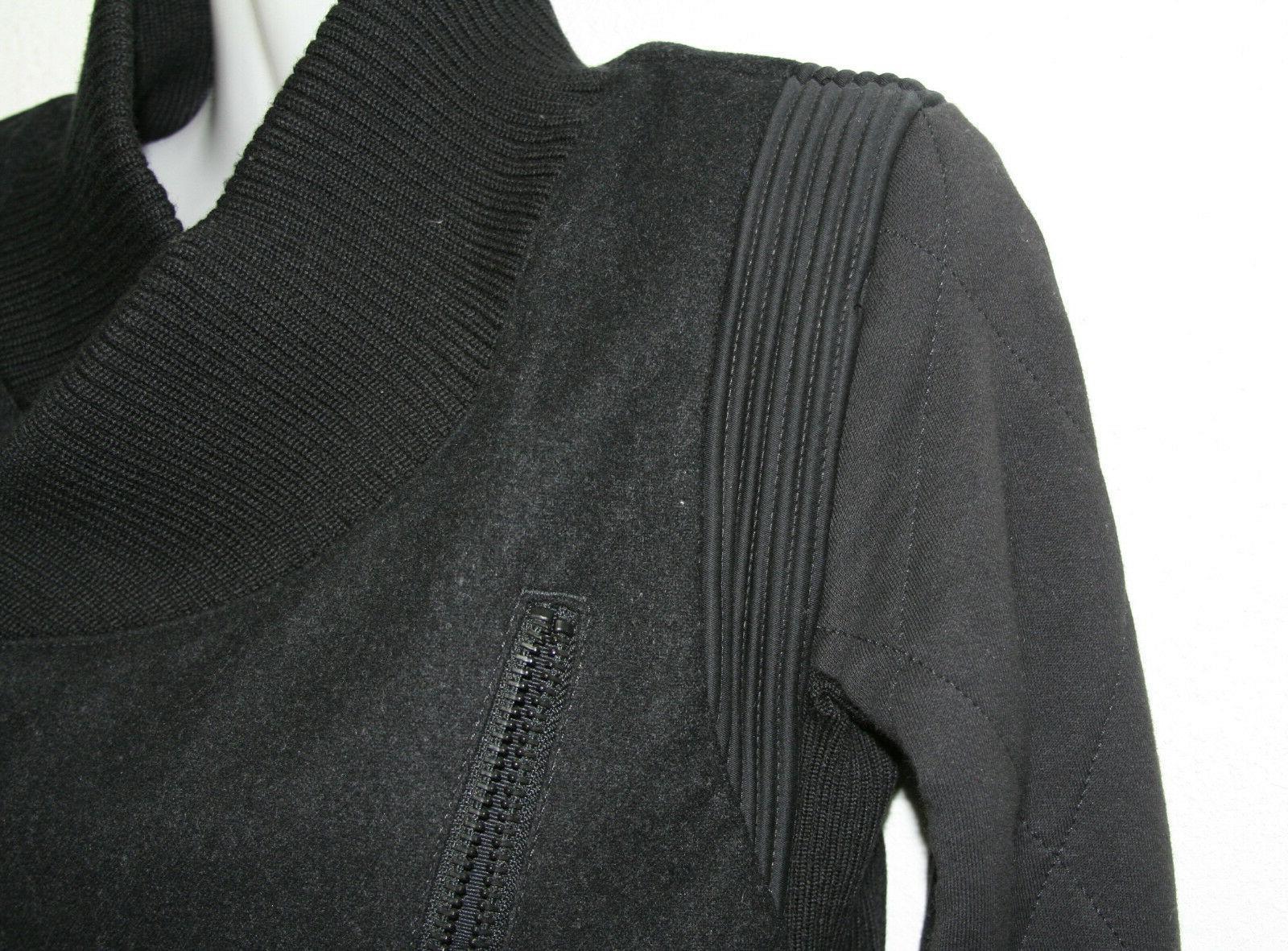 Womens x Mccartney Asymmetrical Jacket 36 S