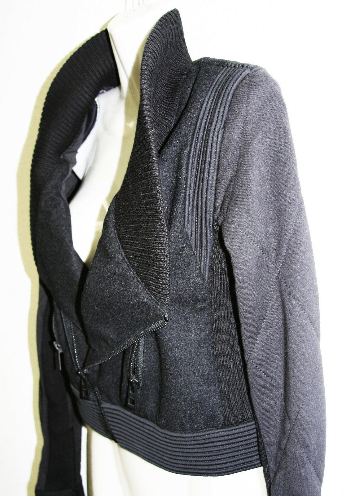 Womens Adidas x Mccartney Asymmetrical Jacket 36