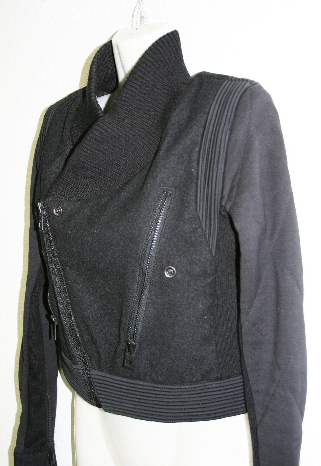Womens Adidas x Mccartney Black Jacket