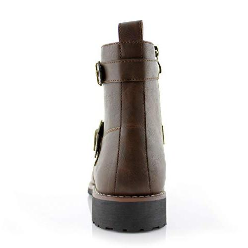 Mens Casual and Boots – Brown,