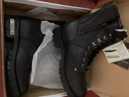 Xelement Logger Motorcycle Boots
