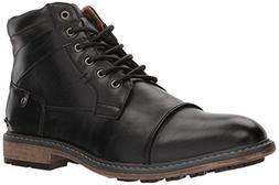 Madden Men's M-BRIX Ankle Boot, Black, 10.5 M US