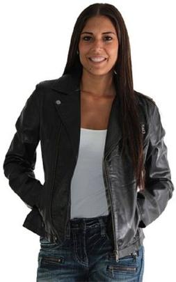 Marc New York By Andrew Marc Brianna Women's Motorcycle Jack
