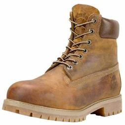 "TIMBERLAND MEN HERITAGE 6"" WATERPROOF BOOTS  ALL SIZES"
