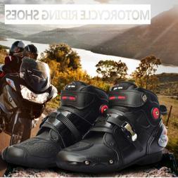 Men's Offroad Sport Motorcycle Waterproof MX GP Racing Leath