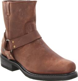 Bates Men's Big Bend Motorcycle Boot,Brown,12 M US
