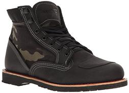 Bates Men's Freedom Work Boot, Black, 14 M US