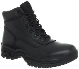 Ridge Footwear Men's Mid Side Zip ALWP Boot,Black,13 W US