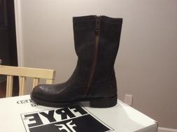 Frye men's brown motorcycle boots sz 7.5