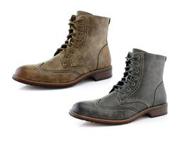 mens tall urban military ankle high wing