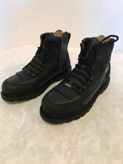 Milwaukee Motorcycle Clothing Co. Explorer Boots Black Men's
