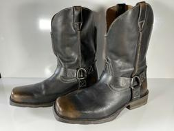 Ariat Motorcycle Engineer Square Toe Boot Men's Size 13D