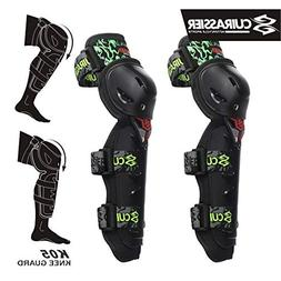 LUZE Motorcycle Protective Kneepad - Motorcycle Motocross Of