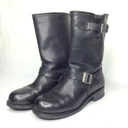Xelement Motorcycle Riding Engineer Boots Black Size 12W Men