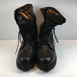 New Bates Gortex Black Military Combat Motorcycle Boots Size