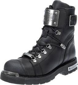 NEW HARLEY-DAVIDSON MEN'S MOTORCYCLE BOOTS D96125 SEWELL
