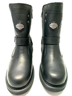 NEW Harley Davidson Men's Motorcycle Boots D96031 Size 9 Med