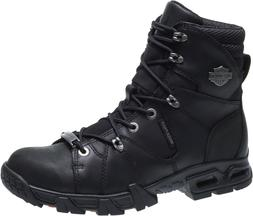 NEW HARLEY-DAVIDSON MEN'S WATERPROOF MOTORCYCLE BOOTS D96153