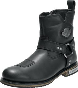 NEW Harley Davidson Men's Waterproof Motorcycle Boots D96161