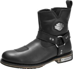 NEW HARLEY-DAVIDSON MEN'S WATERPROOF MOTORCYCLE BOOTS D96161