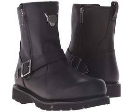 New in Box Men's Harley Davidson Flagstone Motorcycle Boots