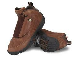 New Men's Piloti Moto 800 Motorcycle Leather Boots Shoes Siz
