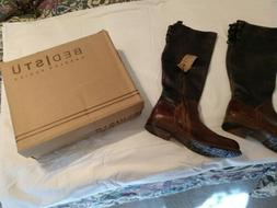 New Womens Bed Stu Manchester Boots, Size 10