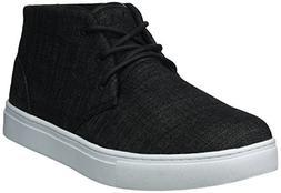 Marc New York Men's Wythe Sneaker, Black/White, 8.5 D US