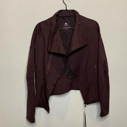 NWT Adidas Stella McCartney Heartracer Moto Jacket Size Smal
