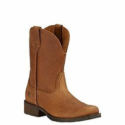 Women's Ariat Rambler Western Square Toe Boot, Size 8.5 M -