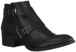 Kenneth Cole REACTION Women's Re-Belle Moto Bootie Motorcycl