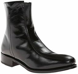 Florsheim Men's Regent Motorcycle Boot, Black, 8.5 D US