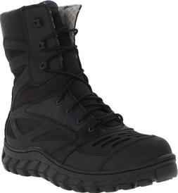 Bates Men's Reyes High Motorcycle Boot,Black,8.5 M US