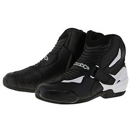 smx 1 r boots 43 black white