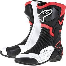 smx 6 v2 vented boots 43 black
