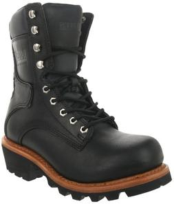 Bates Men's Talimena Motorcycle Boot,Black,9.5 M US