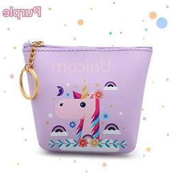 Women Tassels Wallet Coin Bag Leather Ladies Simple Bifold S