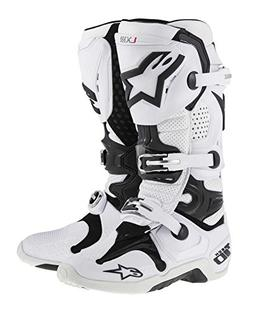 Alpinestars Tech 10 Men's Dirt Bike Motorcycle Boots - White