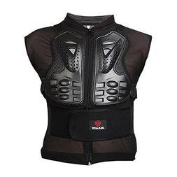 Tyakoo Adults Dirt Bike Body Chest Spine Protector Sleeveles