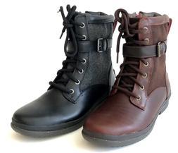 Ugg Kesey Womens Boot Waterproof Full-Grain Leather Wool-Ble
