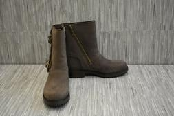+ UGG Niels Motorcycle Boots - Women's Size 6, Brown