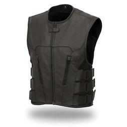 First Manufacturing Men's Updated SWAT Team Style Vest