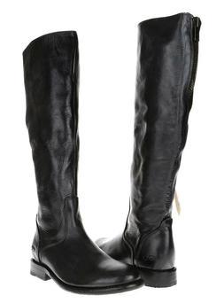 Bed Stu Woman Tess Motorcycle Ridding Boots 121010 Black Gla