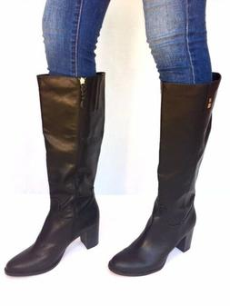 Women's Fashion High Heel Mid-Calf Dressy/ Riding / Motorcyc