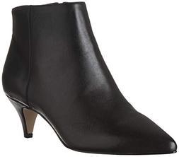 Sam Edelman Women's Kinzey Fashion Boot, Black Leather, 9.5